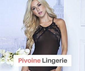 Pivoine Lingerie