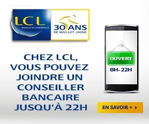 LCL - Banque en ligne