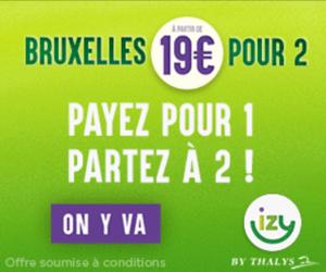 IZY by Thalys