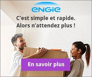 ENGIE - Déménagement (ex-GDF SUEZ)
