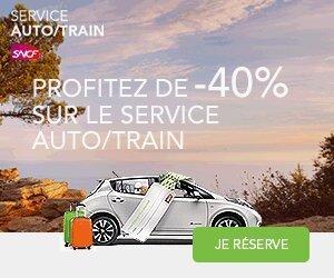 Auto / Train de OUI.sncf