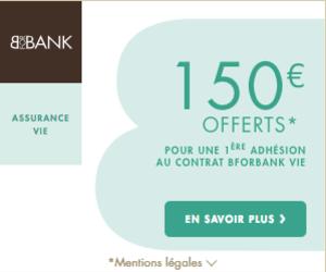 BforBank - Assurance vie