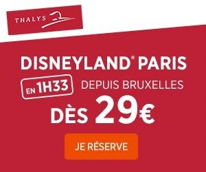 Thalys Belgique