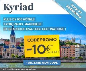 Hôtels Kyriad