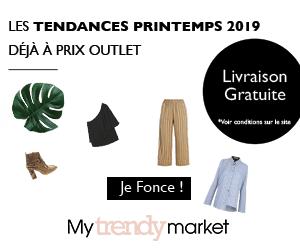 My trendy market