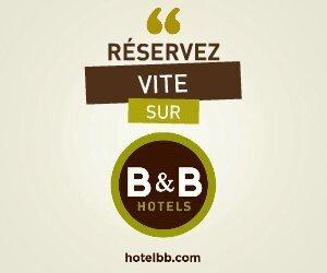 Hôtels B&B