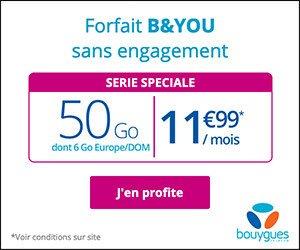 B&You par Bouygues Telecom