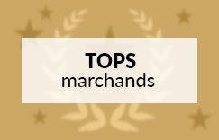 Top marchands