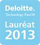 Deloitte Lauréat 2013