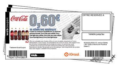 Qu'est-ce qu'un coupon à imprimer ?