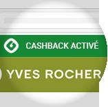J'active le cashback et j'effectue ma commande comme à mon habitude
