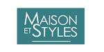 Code promo Maison et Styles
